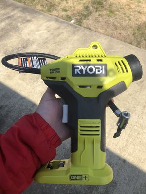 Power Inflator/ Hand Vacuum for Sale in Alexandria, VA