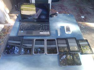 1 acer laptop 7 tablet 4 phones for Sale in Tampa, FL
