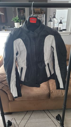 Bilt Leather Motorcycle Jacket for Sale in San Antonio, TX