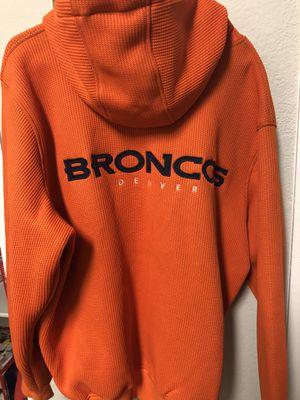 Men's broncos jacket for Sale in Denver, CO