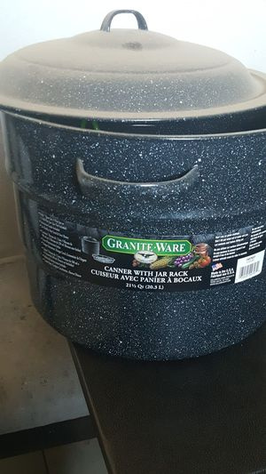Canner canning set for Sale in Avondale, AZ