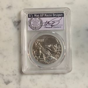 WW1 centennial first strike silver dollar for Sale in Anaheim, CA