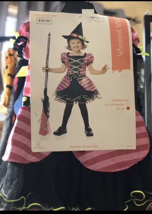 Witch Costume for Sale in Hawthorne, CA