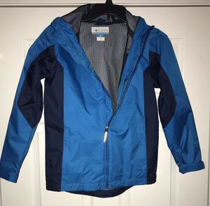 Boys Rain Jacket - Columbia-like new- Boys Medium for Sale in Ashburn, VA
