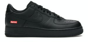 Supreme Nike Air Force 1 Low Black (Sz 8) for Sale in Los Angeles, CA