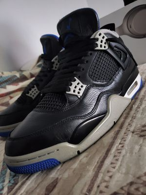 RETRO JORDAN 4S (MOTORSPORT) for Sale in El Paso, TX