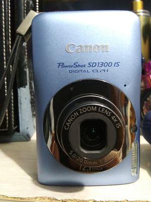 Canon power shot digital camera for Sale in Dallas, TX