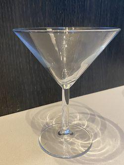 Five martini glasses for Sale in Washington,  DC