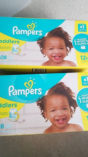 Pampers Swaddlers Sz. 6 for Sale in Canonsburg, PA