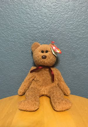 Curly TY beanie baby vintage 1996 for Sale in Las Vegas, NV