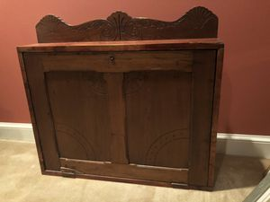 Antique wall desk. for Sale in Bethesda, MD