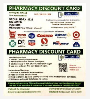 Free!! Use at multiple pharmacies for Sale in Keller, TX
