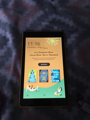 Amazon Fire Tablet 8 for Sale in Orlando, FL