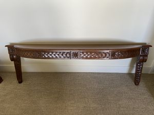 Entry table and mirror sold together or separately for Sale in Kamas, UT