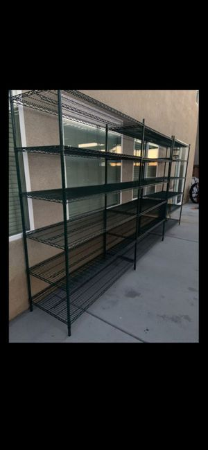Metal shelves for Sale in Victorville, CA