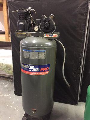 Air Compressor 5hp/60 gallon for Sale in Orlando, FL