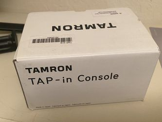 Tamron tap in dock for canon for Sale in Katy,  TX