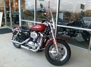 2012 Harley Davidson Sportster XL 1200 CP for Sale in Roanoke, VA