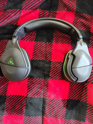 Turtle Beach - Stealth™ 600 Gen 2 Wireless Gaming Headset for Xbox One and Xbox Series X|S - Black/Green for Sale in Monroe, WA