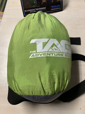 NEW Tag Camping Double Hammock - Portable Spacious Lightweight for Sale in Anaheim, CA