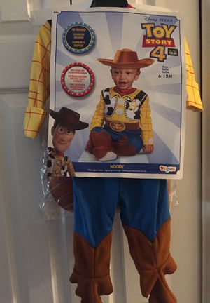 Woody toddler costume 6-12months for Sale in Aurora, CO