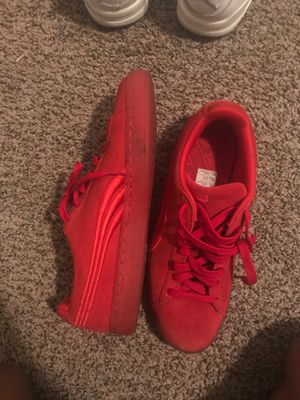 Puma Shoes RED for Sale in Nashville, TN