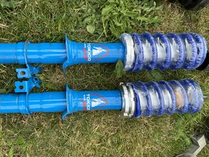 Tokico shocks with coilover sleeves honda civic for Sale in Renton, WA
