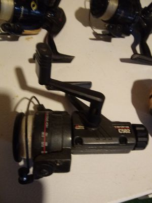 Fishing reels 10.00 each for Sale in Columbus, OH