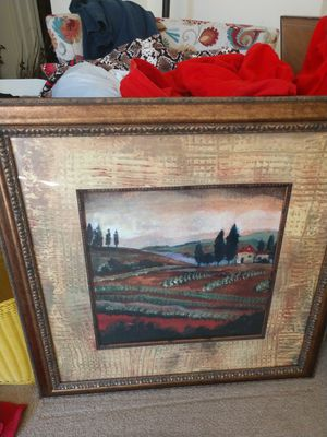 Beautiful pictures in elegant large frames same theme for Sale in Berlin, CT