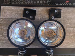 KC Hilites Daylighter pack w/ Jeep JKU windshield mount for Sale in Lemon Grove, CA