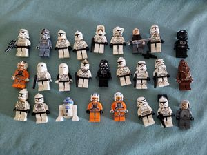 Lego Star Wars Minifigures - Lot of 27 for Sale in Fullerton, CA