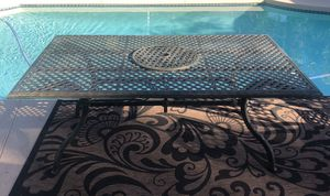 Patio table for sale. (Tempe) for Sale in Guadalupe, AZ