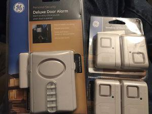 Door and alarm items 20.00 for Sale in Roy, WA