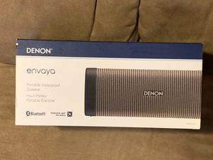 DENON ENVAYA DBS-250BT Portable Wireless Bluetooth Speaker for Sale in Brooklyn, NY