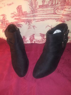 Black Boot Heels for Sale in Gulfport, FL