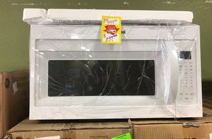Whirlpool Over the Range Microwave (White)❗️ NB for Sale in Dallas, TX