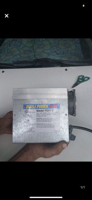 Barely used power converter for Sale in Largo, FL