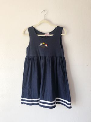Blue Casual Sailor Sun Dress Girls 12 14 for Sale in Clackamas, OR