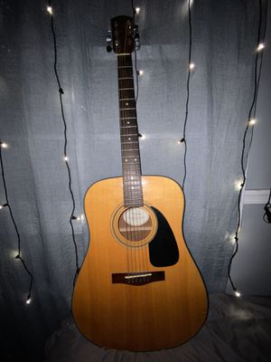 Fender Acoustic Guitar for Sale in NO BRENTWOOD, MD