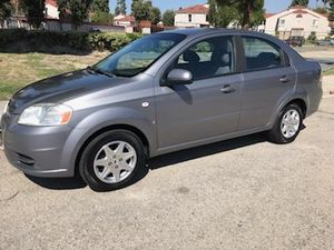 2007 Chevy Aveo for Sale in Corona, CA