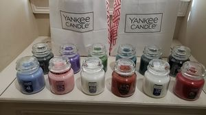 Yankee Candle medium size jar for Sale in Kennesaw, GA