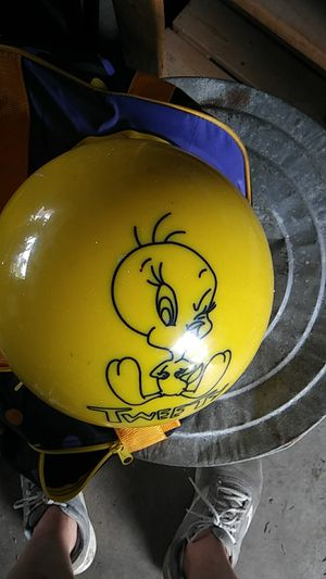 Tweety bird boling ball for Sale in Columbus, OH