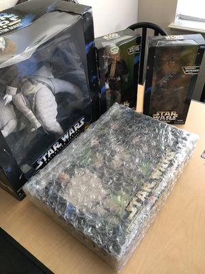 VINTAGE Star Wars Action Figures for Sale in Tempe, AZ