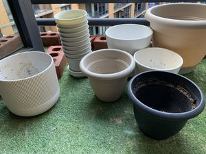 Gardening pots for Sale in Washington, DC