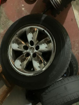 2004 Dodge Ram Rims & Tires for Sale in Philadelphia, PA