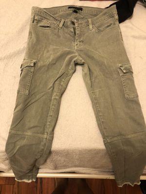 Green cargo pants for Sale in Philadelphia, PA