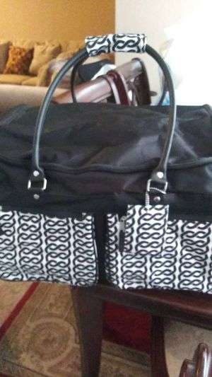 Rolling Duffle Bag. With Wheels for Sale in Apopka, FL