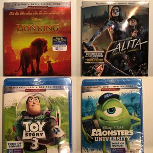 New Blu Ray movies‼️ for Sale in Ontario, CA