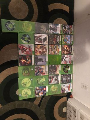 10 eatch Xbox 360 game for Sale in Watsonville, CA