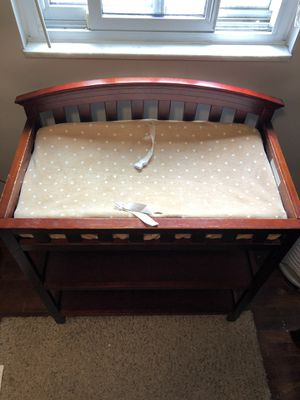 Matching crib and changing table for Sale in Glenshaw, PA